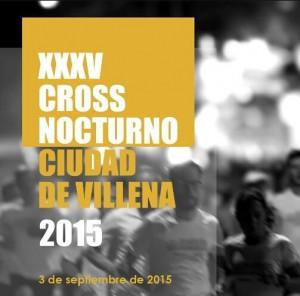 Cartel Cross Nocturno 2015-2