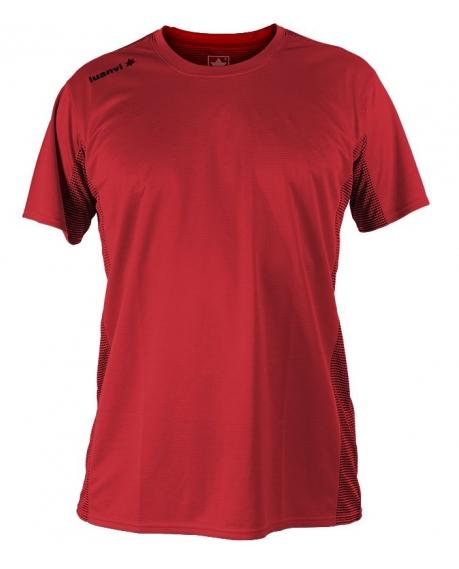 Camiseta Luanvi Roja (1)