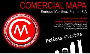 ANUNCIO COMERCIAL MAPA 2014