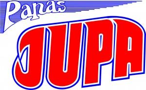 logotipo jupa